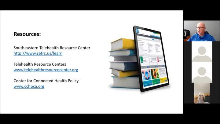 Direct to Consumer Telemedicine Application with Lloyd Sirmons - SERN Lunch and Learn - May 2020