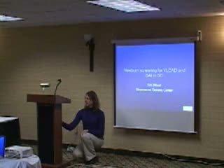 Newborn Screening for VLCAD and GA1 in South Carolina