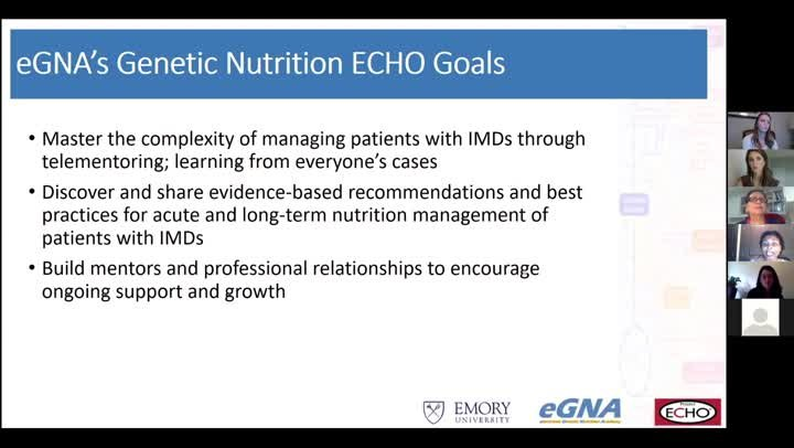 eGNA's Genetic Nutrition ECHO is Launching September 2020